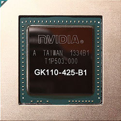 780ti GPU Die